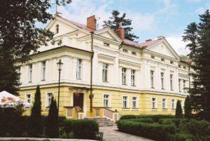 Pałac w Sasinie